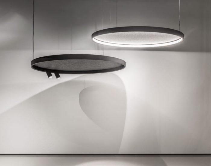deltalight lampade superloopplus misura arredamenti