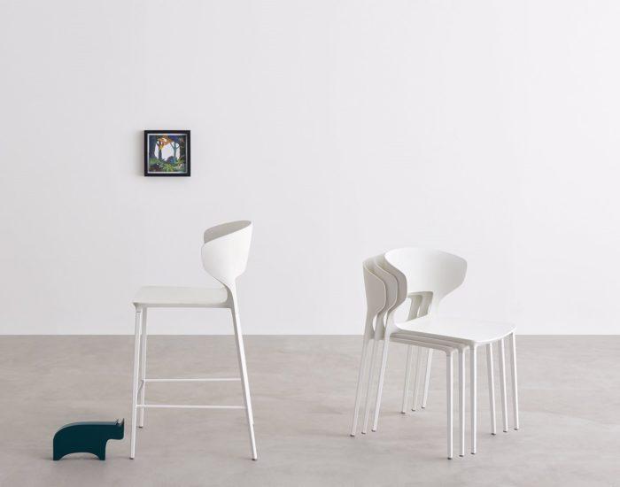 desalto sedie koki misura arredamenti