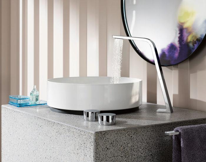 dornbracht rubinetteria CL1 bagno misura aredamenti