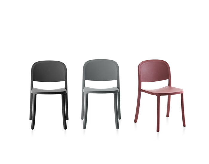 emeco sedia inchreclaimed misura arredamenti l