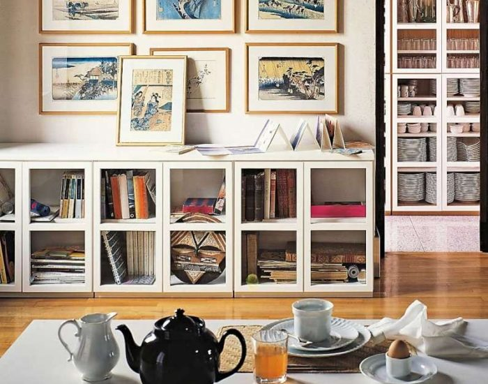 idealform ift libreria book misura arredamenti
