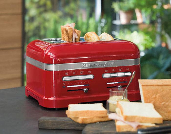 kitchenaid tostapane misura arredamenti