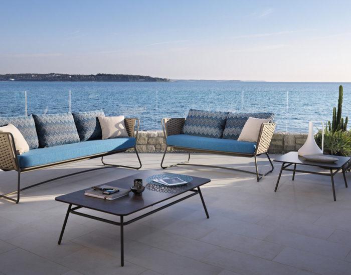 roberti rattan outdoor divano portofino misura arredamenti