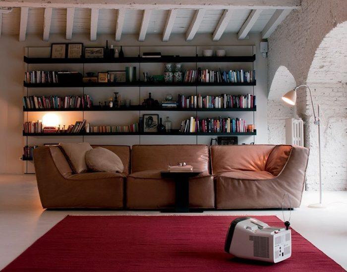 verzelloni divano noe misura arredamenti
