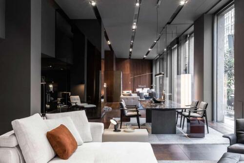 Minotti Concept Store by Misura Arredamenti