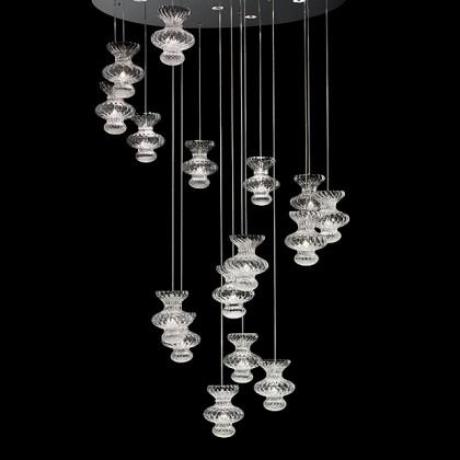 Barovier & Toso: lampadari in vetro | Misura Arredamenti