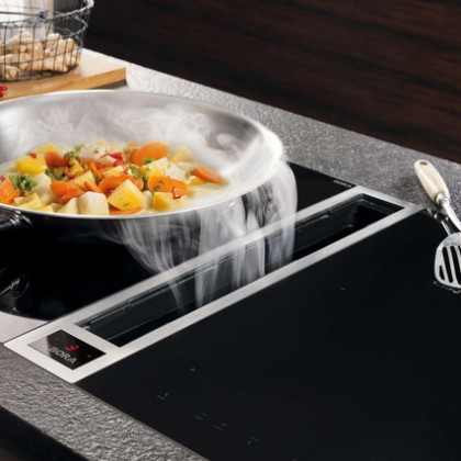 Bora aspiratori per piani cottura misura arredamenti - Aspiratori per cucina ...