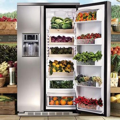 General Electric frigoriferi americani di design | Misura Arredamenti