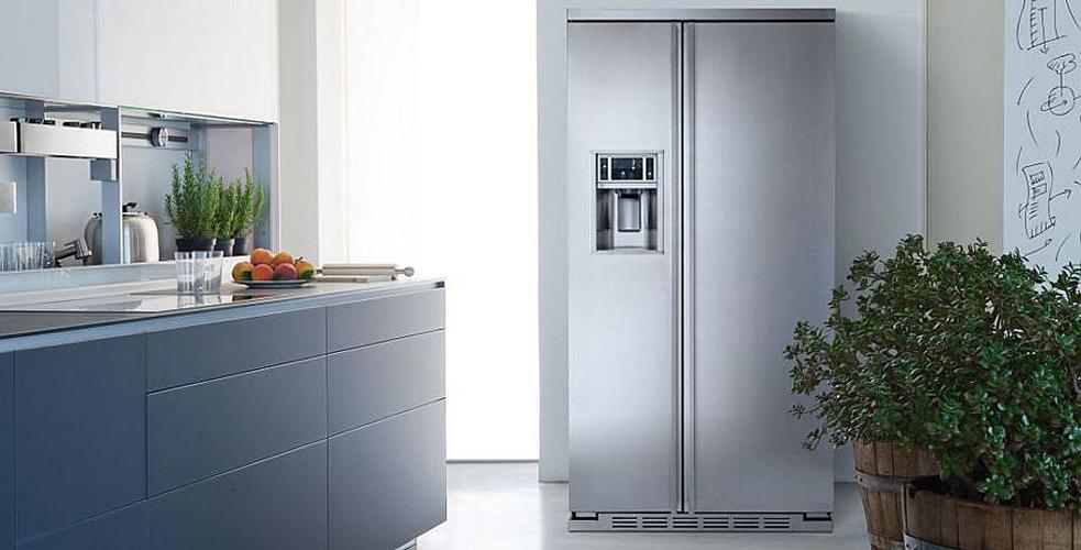 General electric frigoriferi americani di design misura for Arredamenti americani