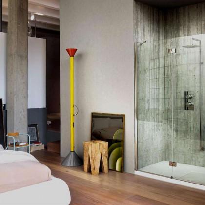Aredo bagno vismara vetro misura arredamenti for Sintesi arredamenti