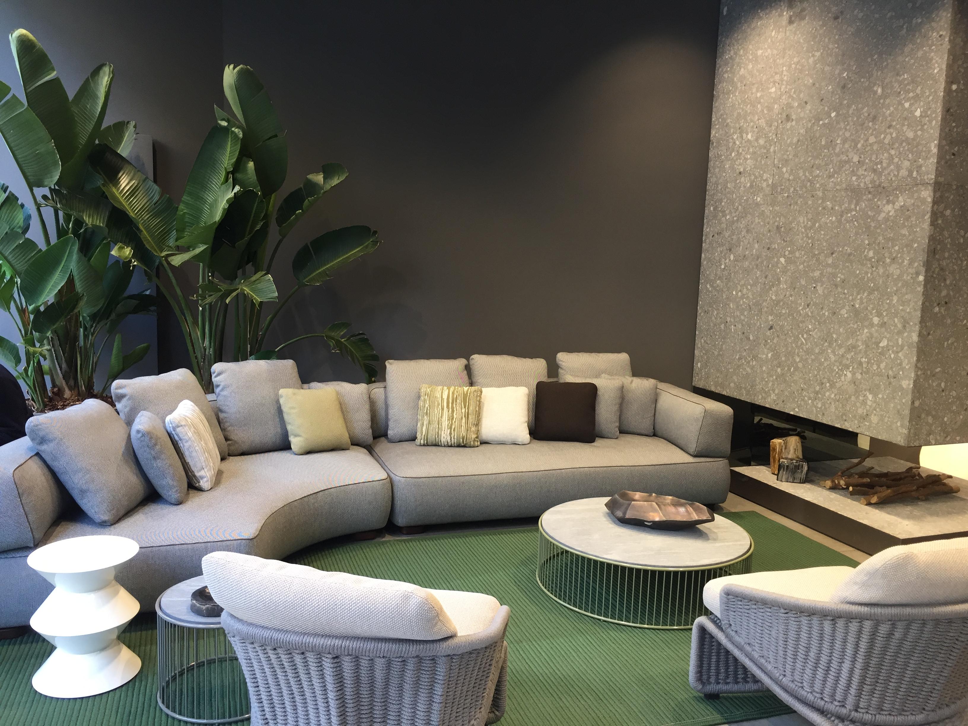 Un nuovo spazio per il minotti concept store misura for Nuovo spazio arredamenti