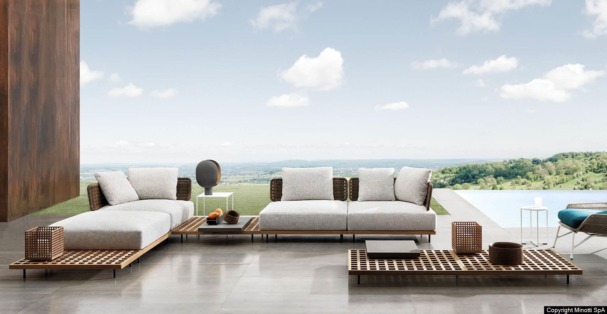 Arredo Balconi E Terrazze come arredare al meglio gli spazi esterni - misura arredamenti